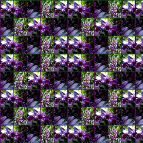 PurpleFloralFabric