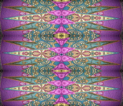 proudasapeacocklargetofit6 fabric by kaydesignsfabric on Spoonflower - custom fabric