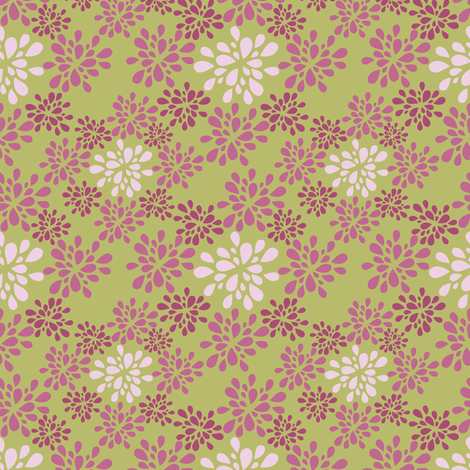 Summertime fabric by juliapaigedesigns on Spoonflower - custom fabric