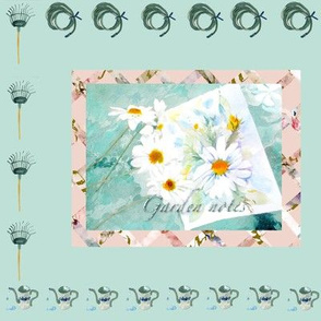 Daisy Garden Notes