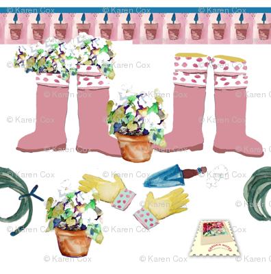 Petunia Boots