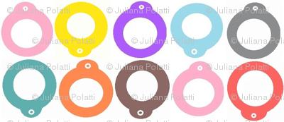 blythe pullring multicolor