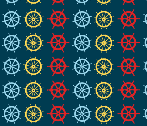 A Southern Lady Sails fabric by asouthernladysdesigns on Spoonflower - custom fabric