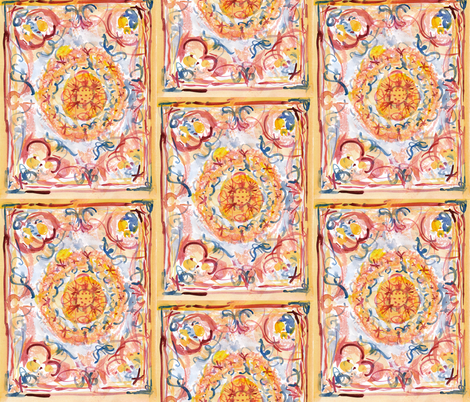 cestlaviv_kilm fabric by cest_la_viv on Spoonflower - custom fabric