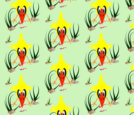 Chypa fabric by retroretro on Spoonflower - custom fabric