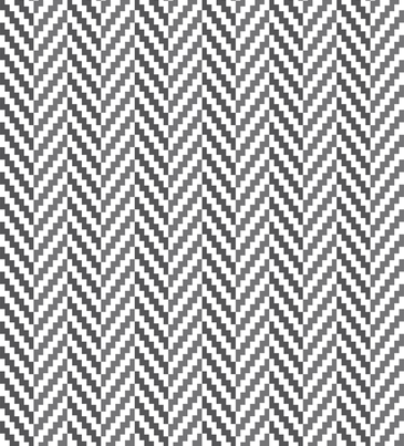 Aztec_Chevron_Charcoal fabric by crisbucknall on Spoonflower - custom fabric