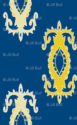 fine china (blue) ©jill bull