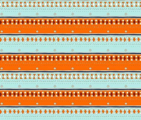 Beyond Borders fabric by katezaremba on Spoonflower - custom fabric