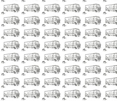 Tim Lamb Winnebago Brave fabric by emilytron on Spoonflower - custom fabric
