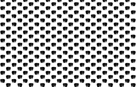The Mighty Elephants fabric by katezaremba on Spoonflower - custom fabric