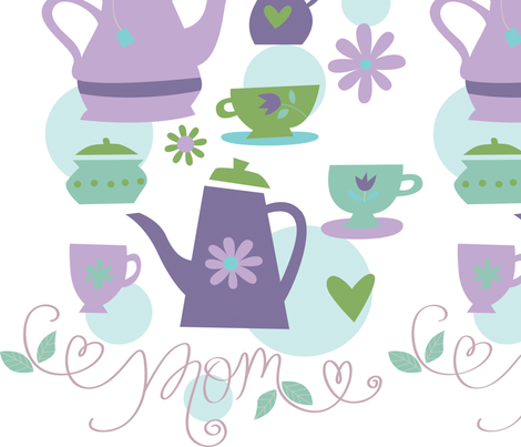 teaformom fabric by monalila on Spoonflower - custom fabric