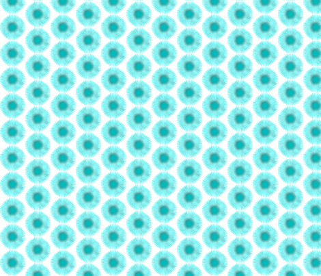 sun blues-softy fabric by vos_designs on Spoonflower - custom fabric