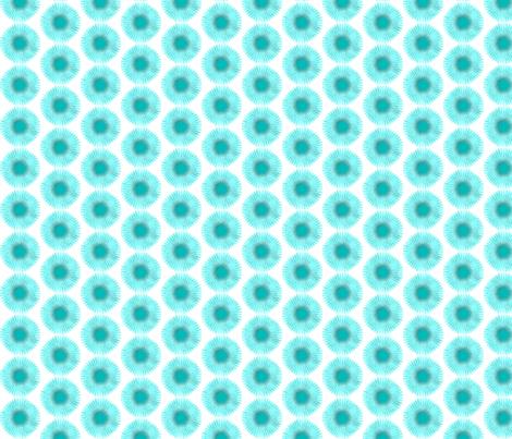 sun blues-softy fabric by dsa_designs on Spoonflower - custom fabric