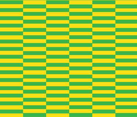 Green_Yellow_Stripes fabric by sammio17 on Spoonflower - custom fabric