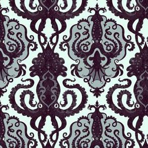 Victorian Squid I