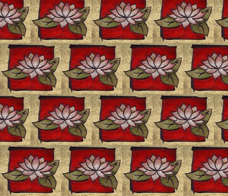 Roriental_lily_on_red_ed_shop_preview