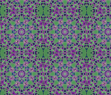 purpleandgreen fabric by alchemy_art on Spoonflower - custom fabric