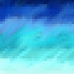 Pixel me Ombrè