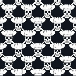 Chef Skull Small