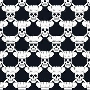 Chef Skull Small
