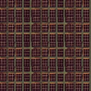 Aqua Man Grid
