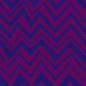 Heidi Chevron Purple