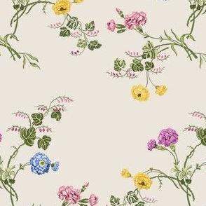 Rococo Flowers