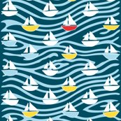 Rwater-corr-sailboats-vector-wht-fewbl-spflyell-onered-dkbl195_shop_thumb