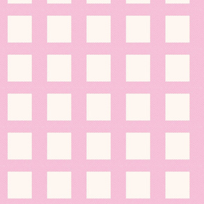 chevron_pink mini cheater quilt 