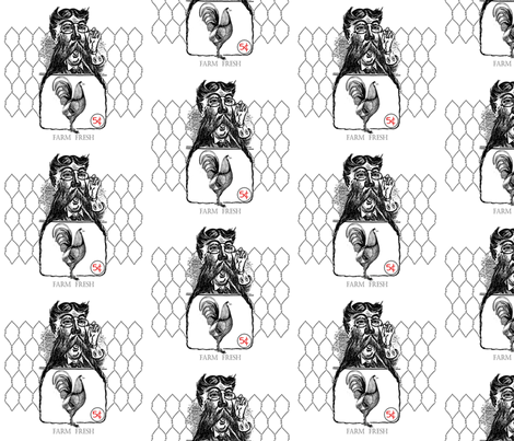 Farm Fresh Pop fabric by storybooksea on Spoonflower - custom fabric