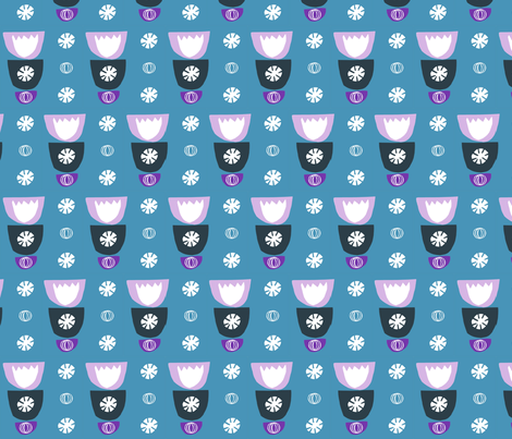 kitchen1 fabric by modern_day_magpie on Spoonflower - custom fabric