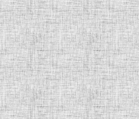 Grey burlap fabric by mezzime on Spoonflower - custom fabric