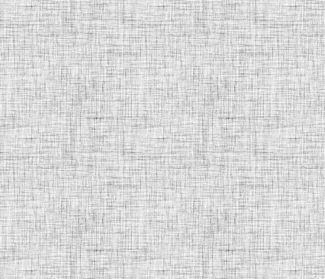 Grey burlap fabric by mezzime on Spoonflower - custom fabric