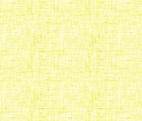 yellow burlap  fabric by mezzime on Spoonflower - custom fabric