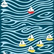 Rwater-corr-few-sailboats-vector-wht-spflyell-onered-dkbl195_shop_thumb