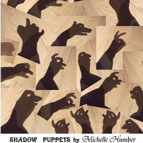 Shadow Puppets on Wood (1)