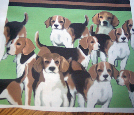 beagles_for_wallpaper border
