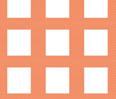 chevron_cheater quilt blank