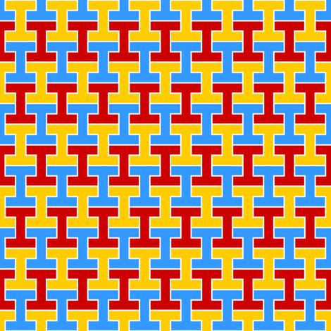 I2x fabric by sef on Spoonflower - custom fabric