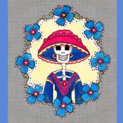 Mexican Catrina Amelia