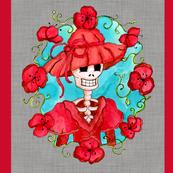 Mexican Catrina Carlota