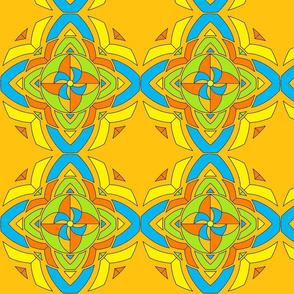 pinwheel kaleidoscope