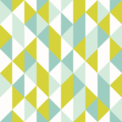 [triangle chips: mint aqua citron]