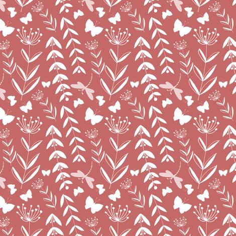 Wild Flowers - Red | www.alexcolombo.com