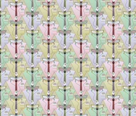 geek dress code subtle fabric by glimmericks on Spoonflower - custom fabric