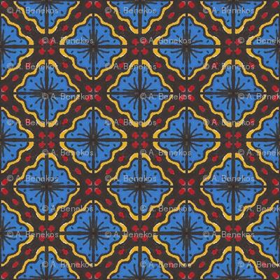 Devilcage Tiles