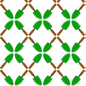 garden tool lattice