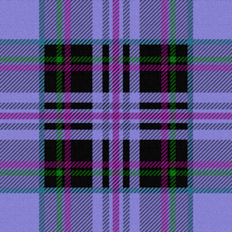 Classic Plaid ~ Andrea fabric by peacoquettedesigns on Spoonflower - custom fabric