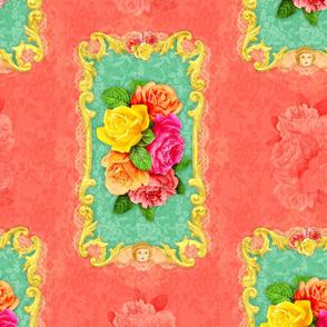 Rococo Floral