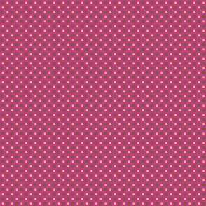 Gepetto Spots - Fuchsia